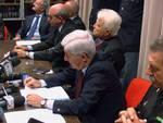 procuratore genova michele di lecce conferenza adinolfi