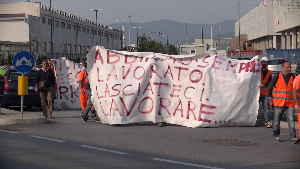 Protesta Scavoter