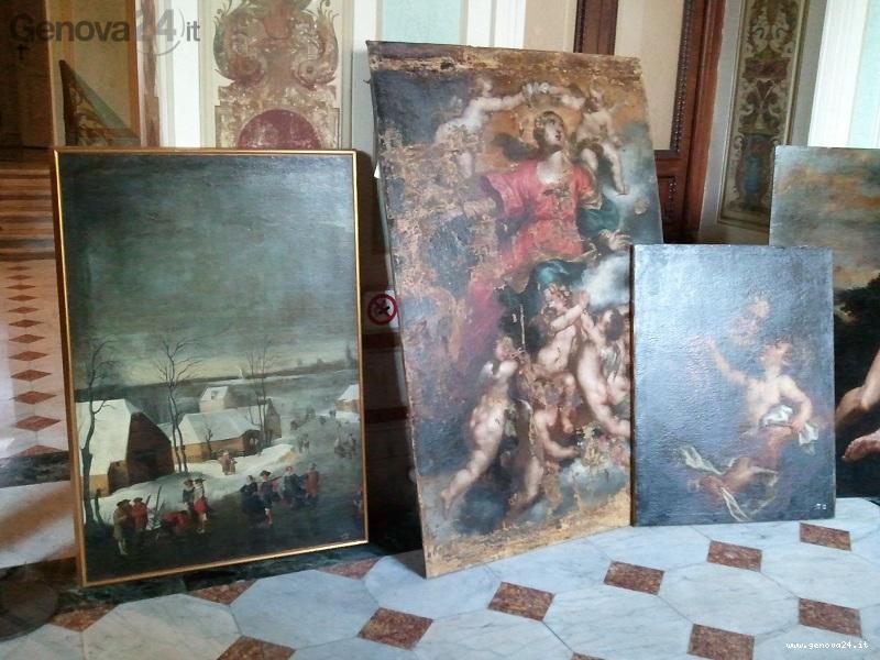 quadri autore carabinieri