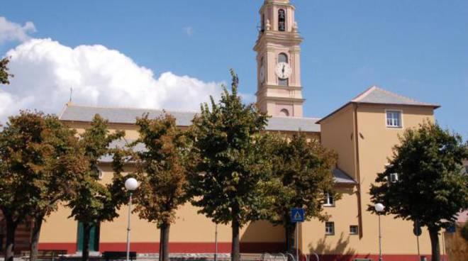 savona, chiesa sant'ambrogio Legino