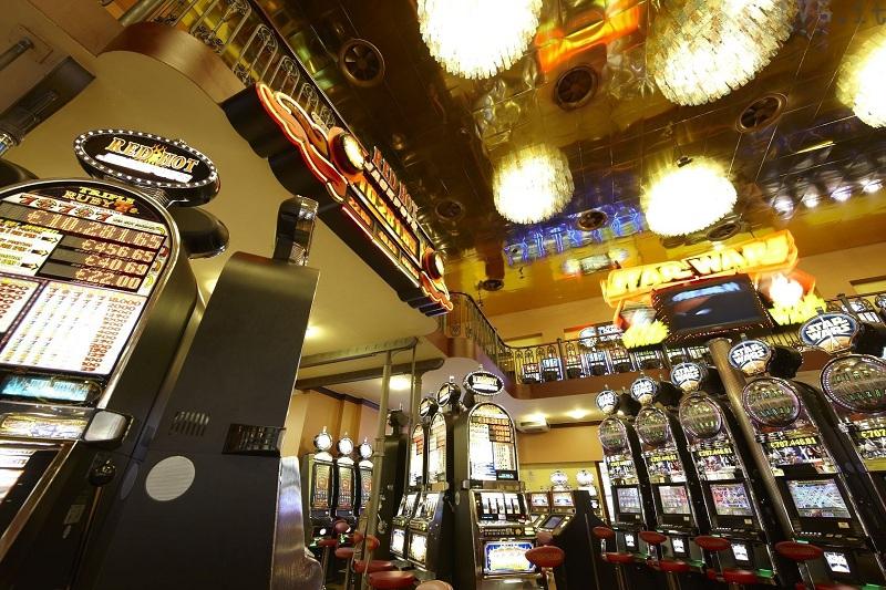 slot machines casinò