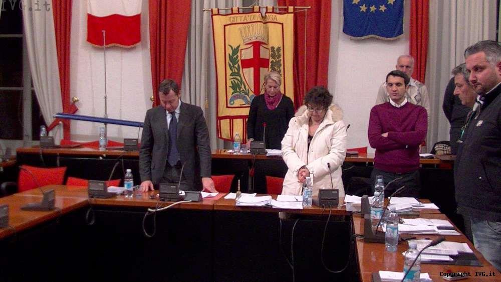 Albenga, consiglio comunale - dimissioni assessori