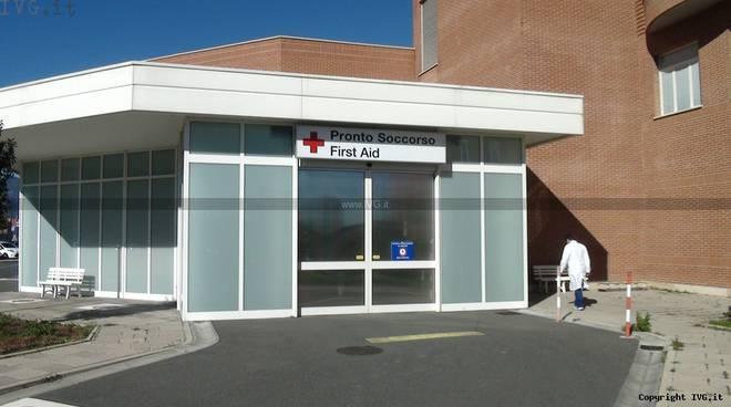 Albenga -ingresso primo intervento ospedale