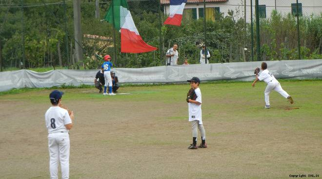 baseball Little League Ragazzi