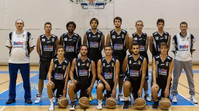basket Albenga Serie D