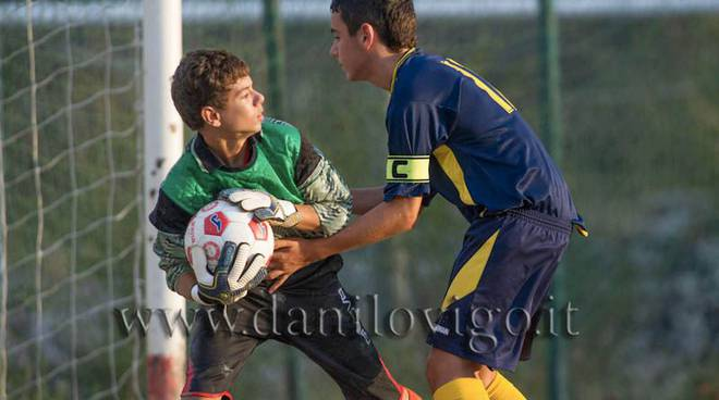 Calcio Giovanissimi Quiliano Millesimo