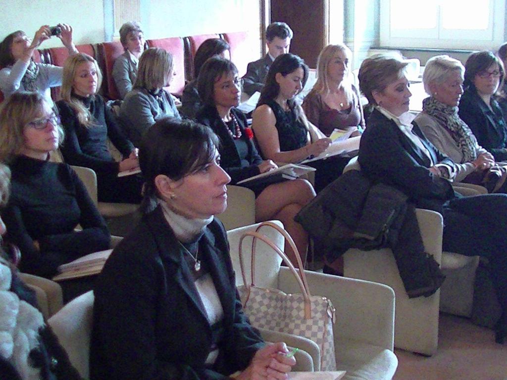 convegno imprenditoria femminile