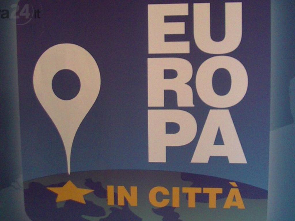 europa in città convegno