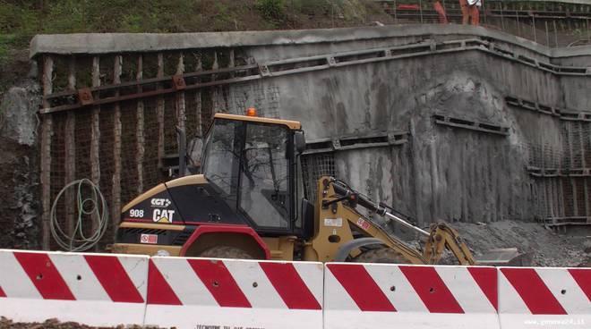 fine lavori tunnel turchino