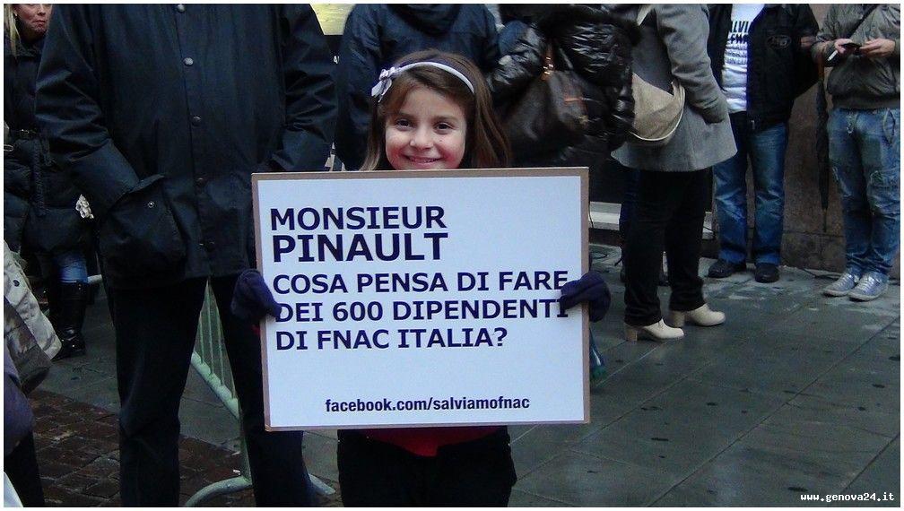 fnac protesta