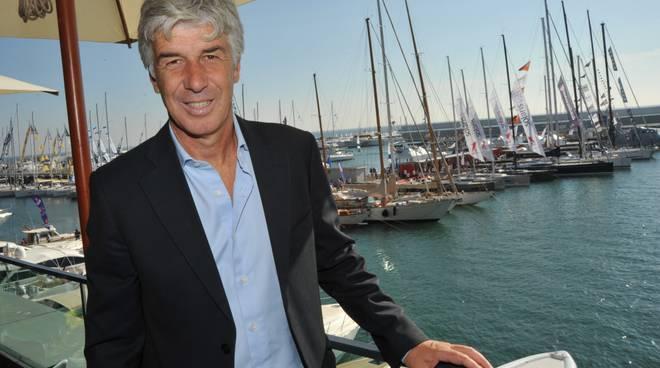 Gianpiero Gasperini al nautico