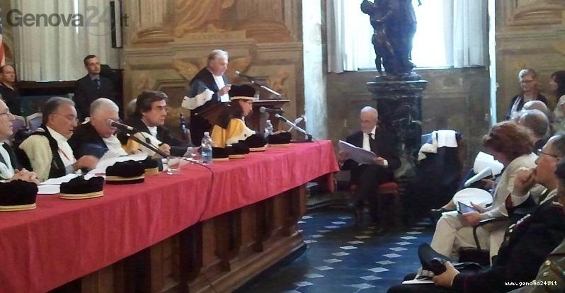 laurea honoris causa k. shepsle