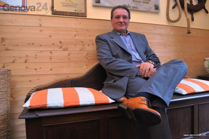 nerio farinelli, presidente municipio levante