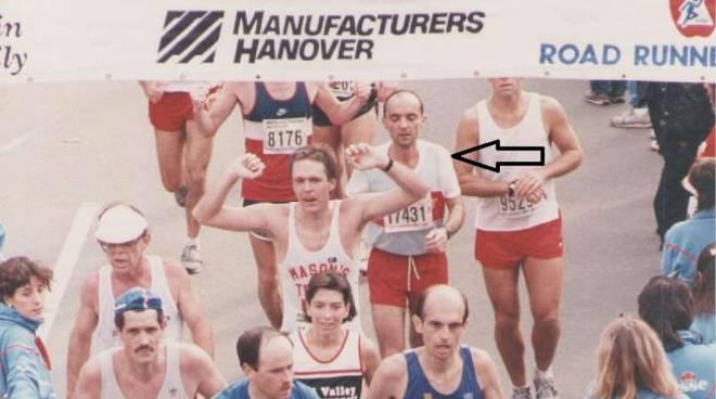 Parodi Maratona New Yourk