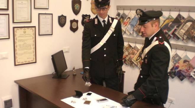 pieve ligure carabinieri