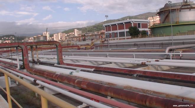 Porto petroli genova multedo 5