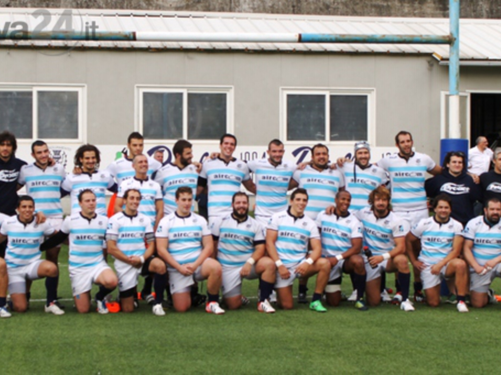 pro recco rugby 2012/2013