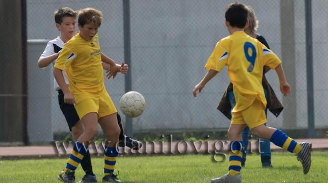 Pulcini 2002 Pegliese - Olmo Donatello