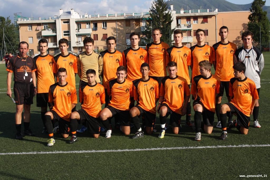Rivasamba Juniores regionale calcio