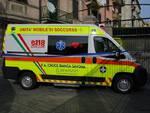 Savona - inaugurazione ambulanze croce bianca