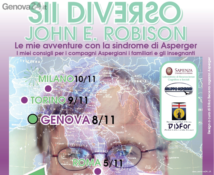 sii diverso genova john robinson