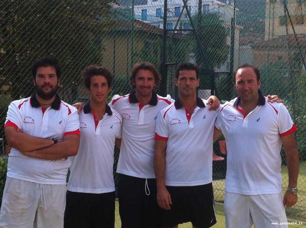 Tennis Club Tigullio 1981 Santa Margherita