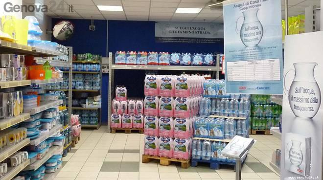 acqua pubblica coop liguria