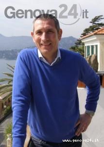 Alberto Mariani calcio Campomorone