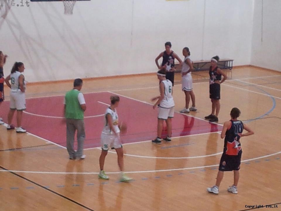basket cestistica 2012