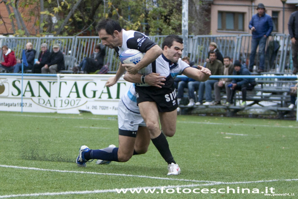 Bisso Pro Recco Rugby
