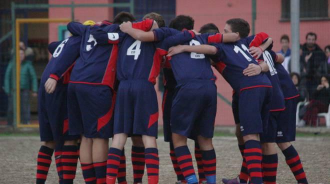 calcio Vado Giovanissimi 1998
