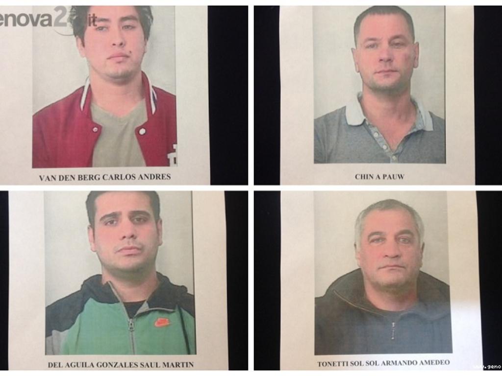 cocaina carabinieri