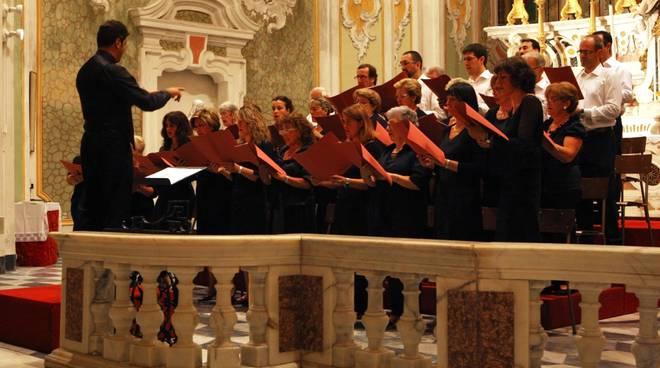 coro deo gloria laigueglia
