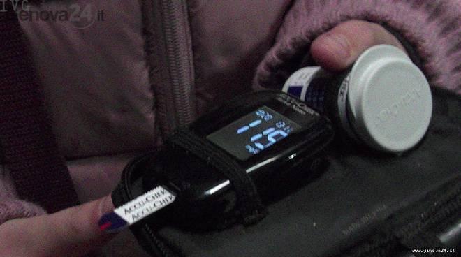 Diabete controllo glicemia