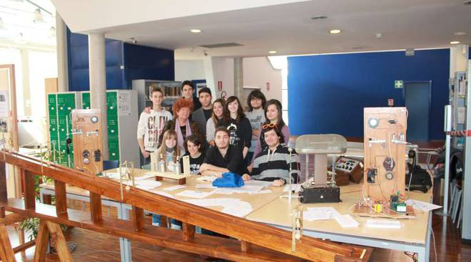 Laboratorio Scienza Campus Legino