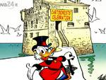 mostra cartoonist rapallo