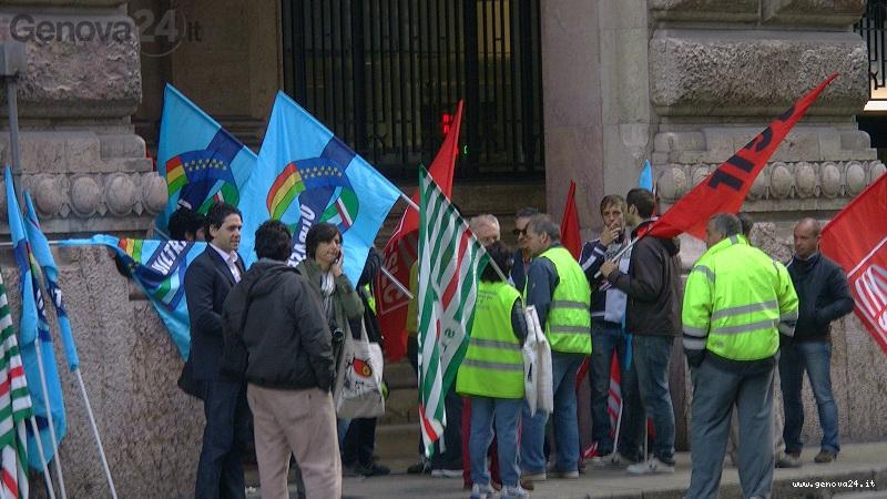 protesta poste italiane