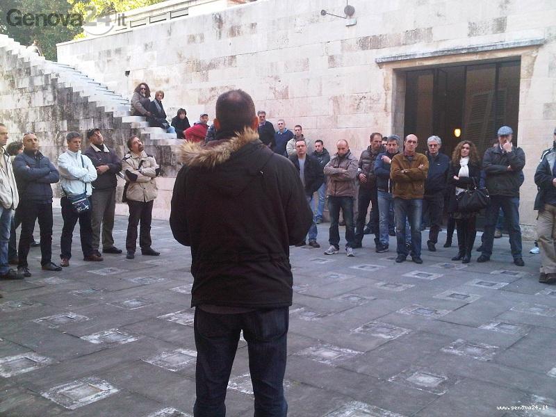 protesta vigili tursi nov 12