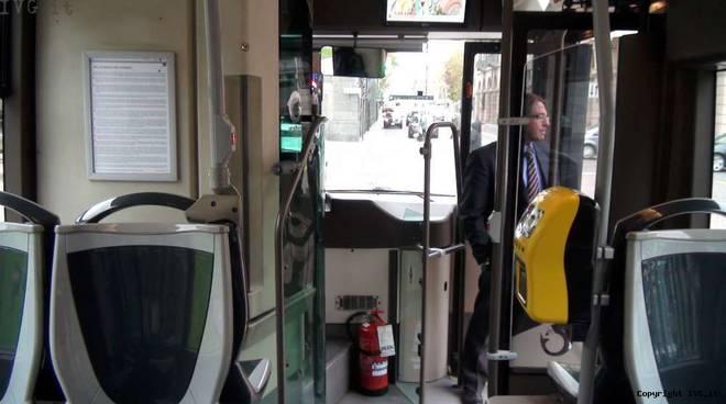 Bus turistico Savona