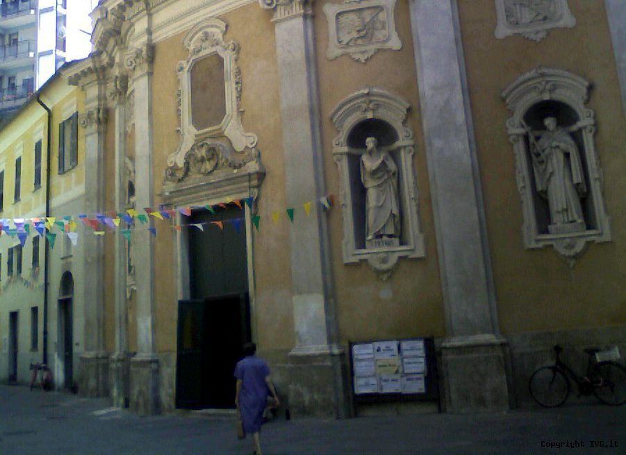 Chiesa San Pietro Savona