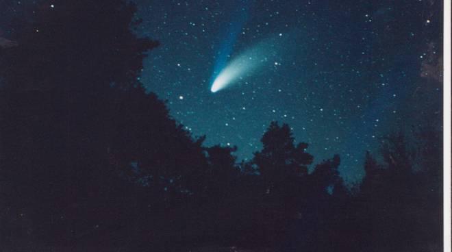 cometa, stelle cadenti