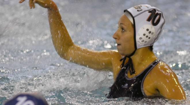Giulia Rambaldi pallanuoto femminile Rapallo
