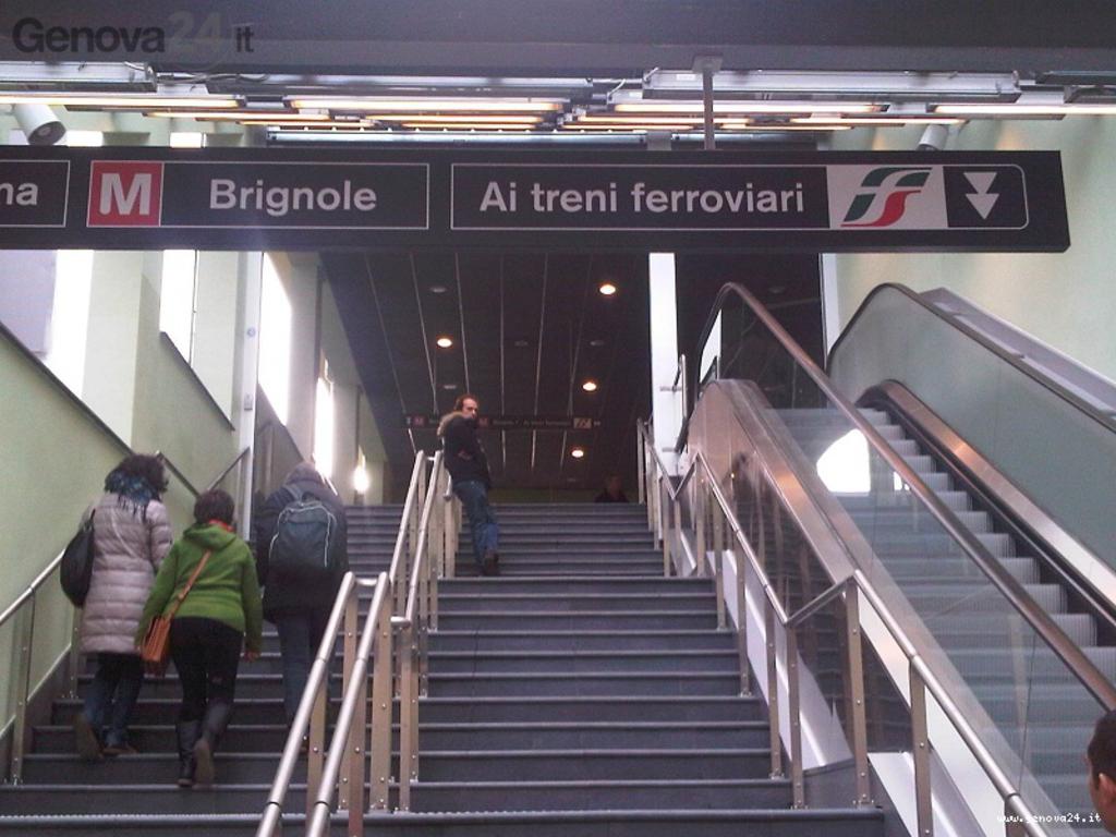metro brignole