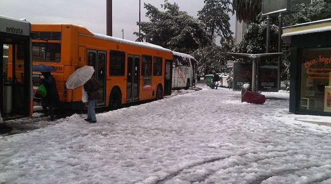 neve genova centro, dicembre 2012