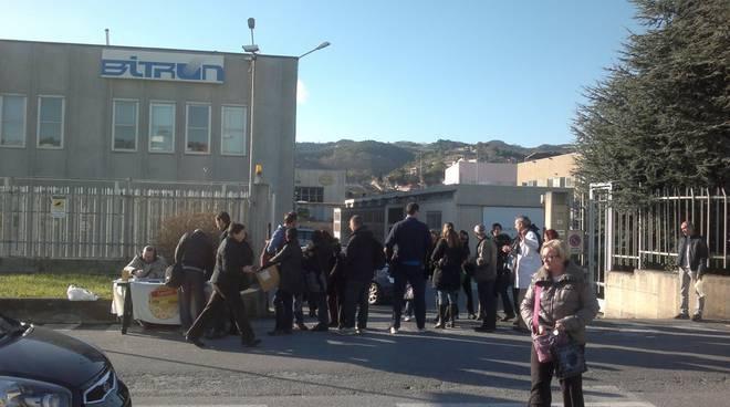 referendum raccolta firme alla Bitron