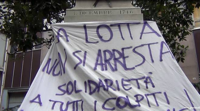 solidarietà anarchici