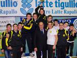 taekwondo Athletic School Tigullio a Sampierdarena