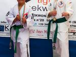 Taekwondo Tigullio Chiavari Roberi bimbi