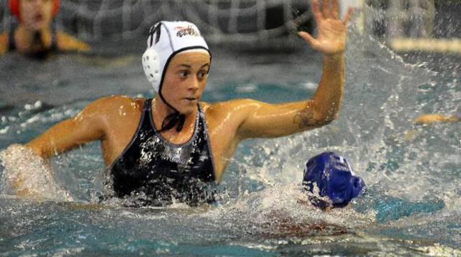 Alekasandra Cotti Rapallo pallanuoto femminile
