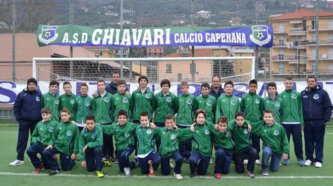 Calcio Giovanile Caperana Esordienti 2000